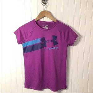 Under Armour | Short Sleeve Loose Shirt Large